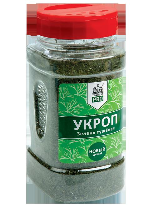 укроп зелень сушеная 100г Трапеза PRO
