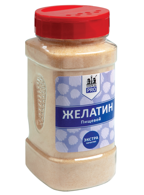 Желатин пищевой 400г Трапеза PRO