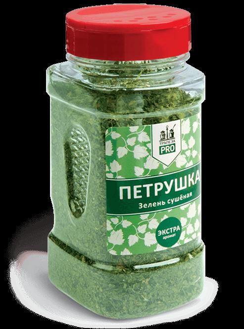 Петрушка зелень сушеная Трапеза PRO