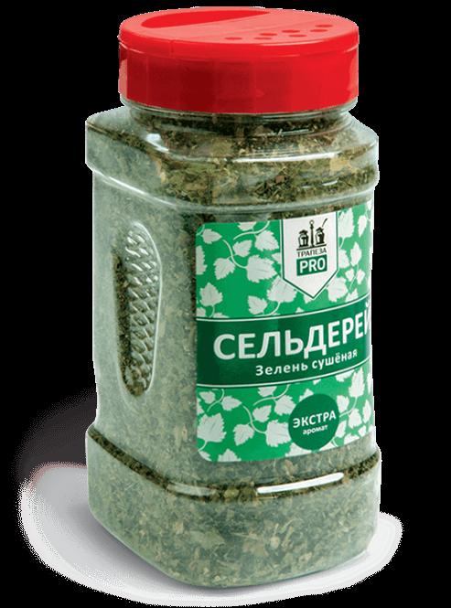 Сельдерей зелень сушеная Трапеза PRO