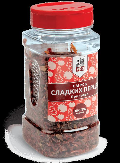 приправа смесь сладких перцев Трапеза pro 125г.