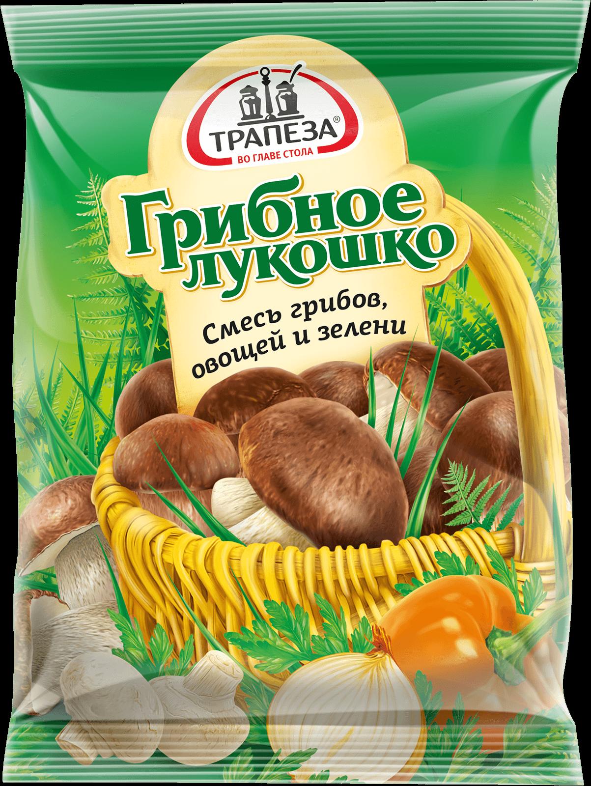 смесь грибное лукошко Трапеза 50г.