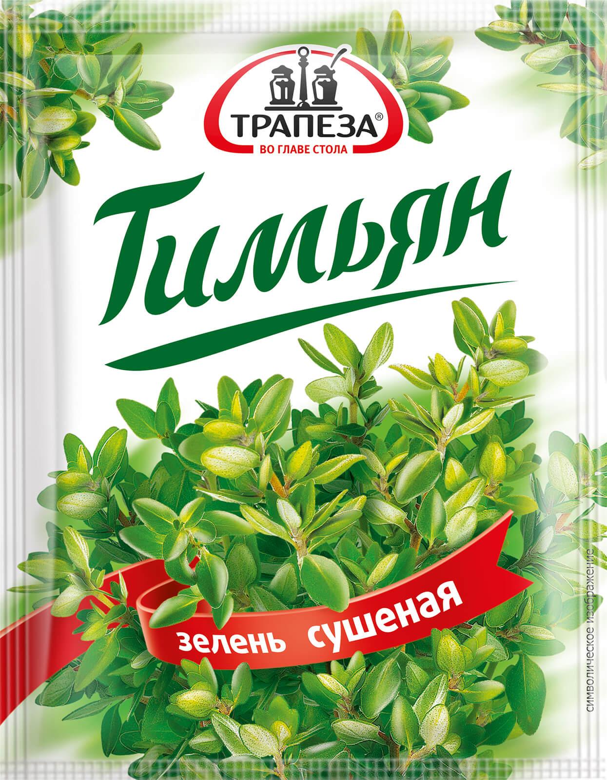 Тимьян Трапеза